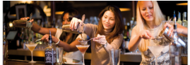 cocktail making class in Las Vegas