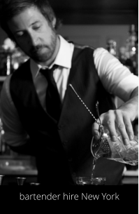 hire a cocktail bartender London