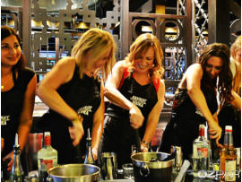 mixology classes for bachelorettes New Orleans
