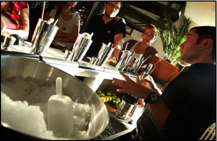 mixology classes for team building Chicago