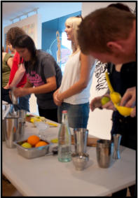 mixology classes for bachelorette party Chicago