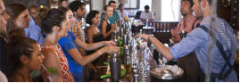 team building mixology classes Baltimore