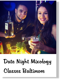 date night mixology classes  Baltimore